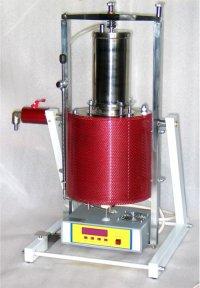 Вакуумная литейная установка